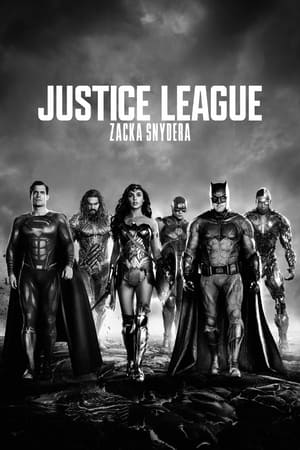 Justice League Zacka Snydera 2021