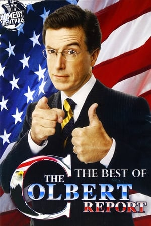 Poster The Best of The Colbert Report 2007