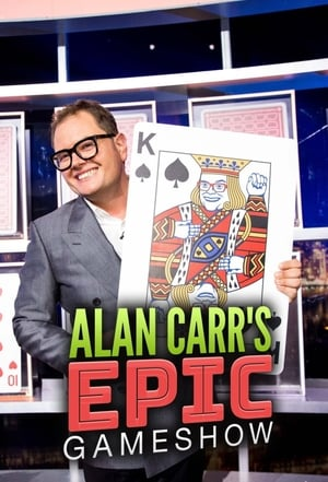 Image Alan Carr's Epic Gameshow