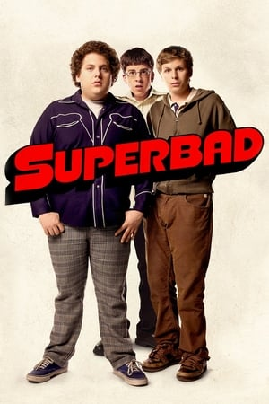 Poster Superbad 2007