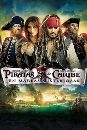 Ver Online Piratas del Caribe: Navegando en Aguas Misteriosas