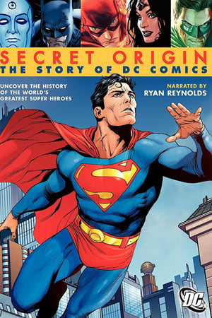 Image Secret Origin: The Story of DC Comics