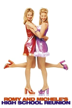 Poster Romy and Michele's High School Reunion 1997
