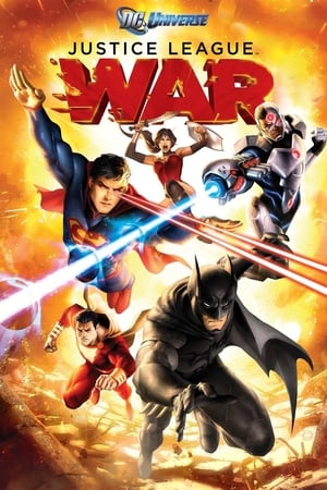 Image Justice League: War