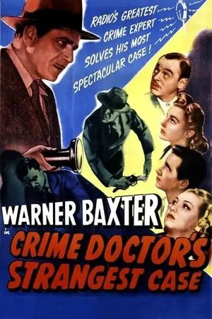 Image The Crime Doctor's Strangest Case