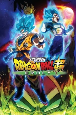 Poster Dragon Ball Super: Broly 2018