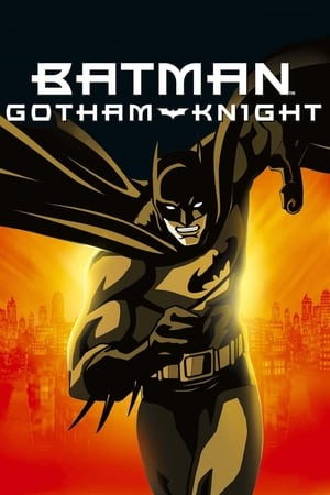 Poster Batman: Gotham Knight 2008