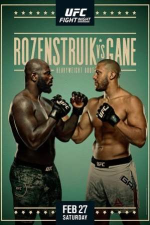 Image UFC Fight Night 186: Rozenstruik vs. Gane