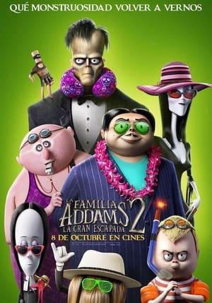 Ver Online Los locos Addams 2