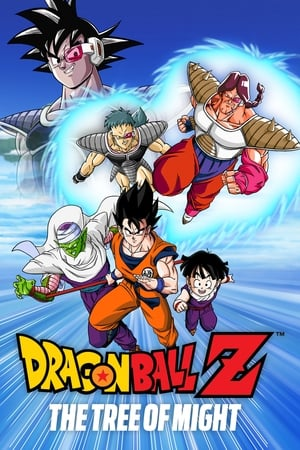 Poster Dragon Ball Z: The Tree of Might 1990