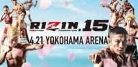 Rizin 15 - Yokohama 2019