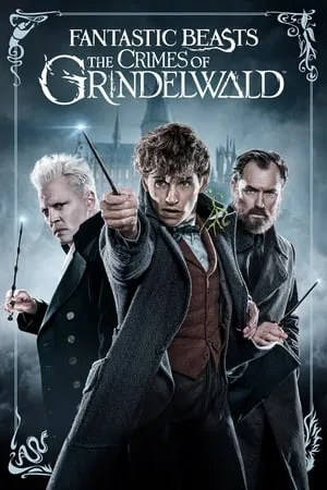 Poster Fantastic Beasts: The Crimes of Grindelwald 2018