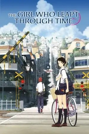 Poster The Girl Who Leapt Through Time 2006