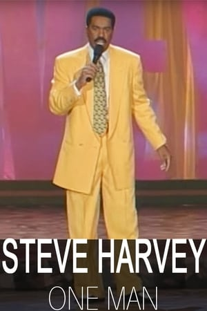 Image Steve Harvey: One Man