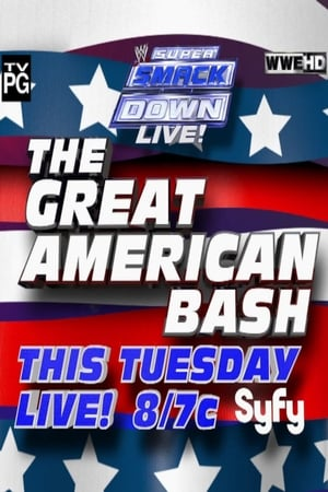 Image WWE Great American Bash 2012: Super Smackdown Live!