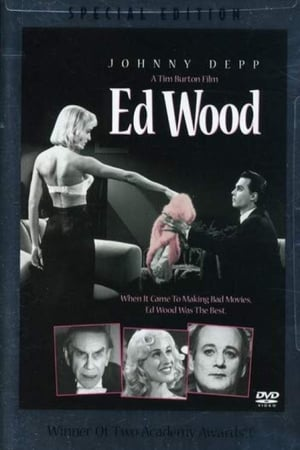 Image Ed Wood: Making Bela
