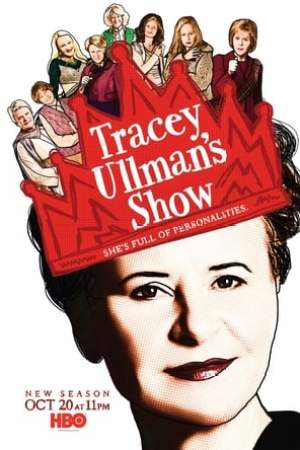 Image Tracey Ullman's Show