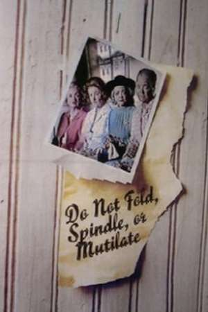 Image Do Not Fold, Spindle, or Mutilate