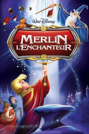 Image Merlin l'Enchanteur