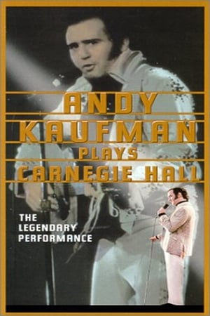 Image Andy Kaufman Plays Carnegie Hall