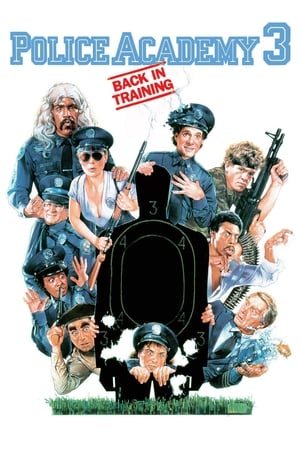 Image Police Academy 3: Back in Training