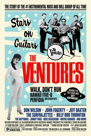 Image The Ventures: Stars on Guitars