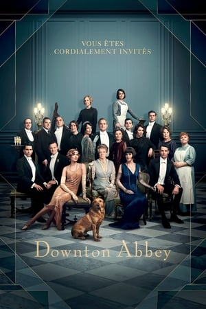 Poster Downton Abbey : Le film 2019