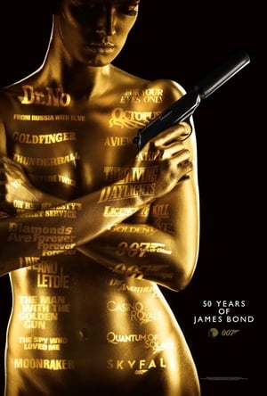 Poster James Bond - 50th Anniversary: Bonus Features 2012