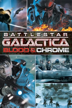 Image Battlestar Galactica : Blood & Chrome
