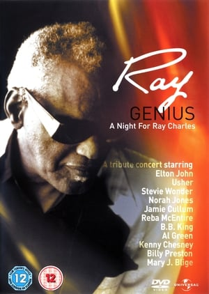 Image Genius. A Night for Ray Charles