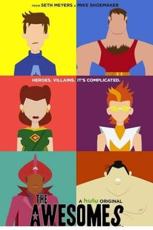 Image The Awesomes