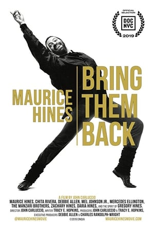 Image Maurice Hines: Bring Them Back