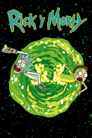 Poster Rick y Morty 2013