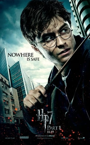 Poster 50 Greatest Harry Potter Moments 2011