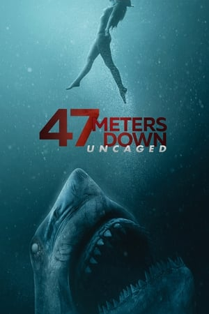Poster 47 Meters Down: Uncaged 2019