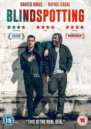 Image Straight from the Town: Making Blindspotting