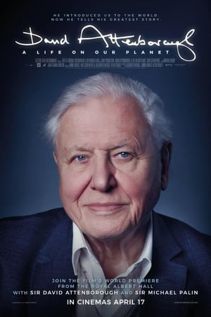 Poster David Attenborough: A Life on Our Planet 2020