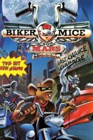 Image Biker Mice from Mars