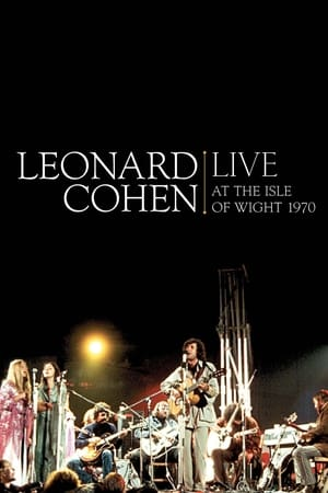 Image Leonard Cohen: Live at the Isle of Wight 1970