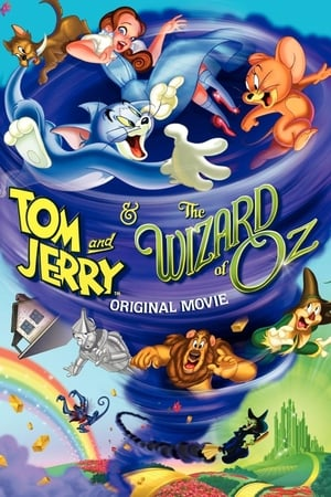 Image Tom and Jerry & The Wizard of Oz