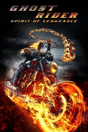 Poster Ghost Rider: Spirit of Vengeance 2011