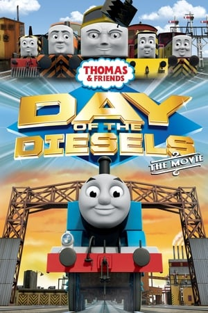 Image Thomas & Friends: Day of the Diesels