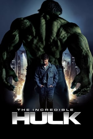 Poster The Incredible Hulk 2008