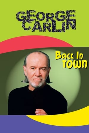 Image George Carlin: Back in Town