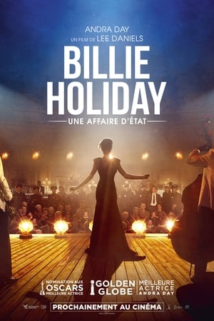 Image Billie Holiday, une affaire d'état