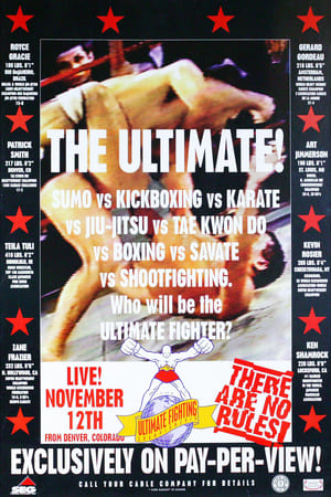 Image UFC 1: The Beginning