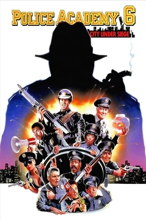 Image Police Academy 6: City Under Siege