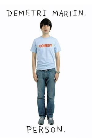 Image Demetri Martin. Person.