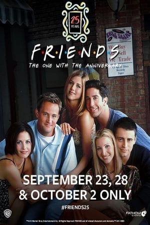 Image Friends 25th: The One with the Anniversary
