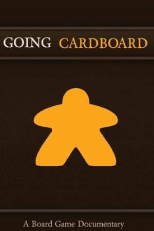Image Going Cardboard: A Board Game Documentary